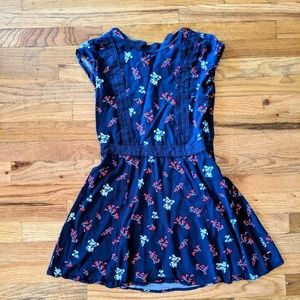 Tommy Hilfiger Navy Blue dress Girls 8/10 M